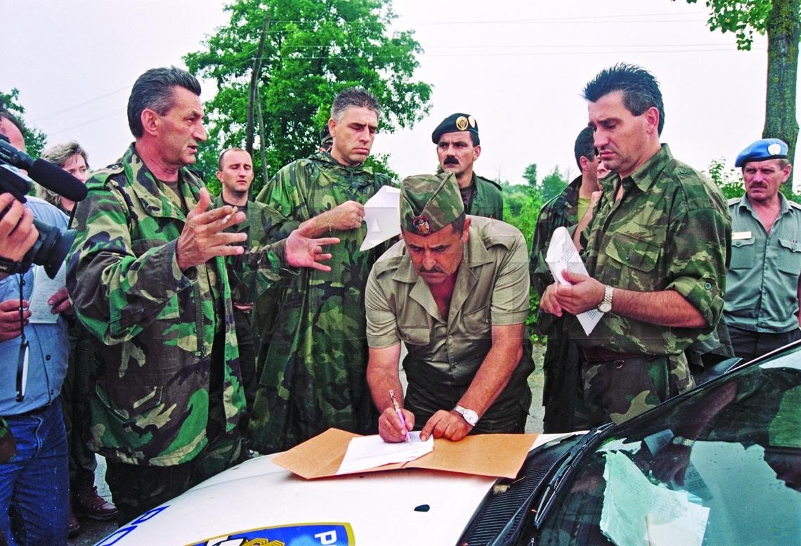 Domovinski rat - Hrvatski vojnik