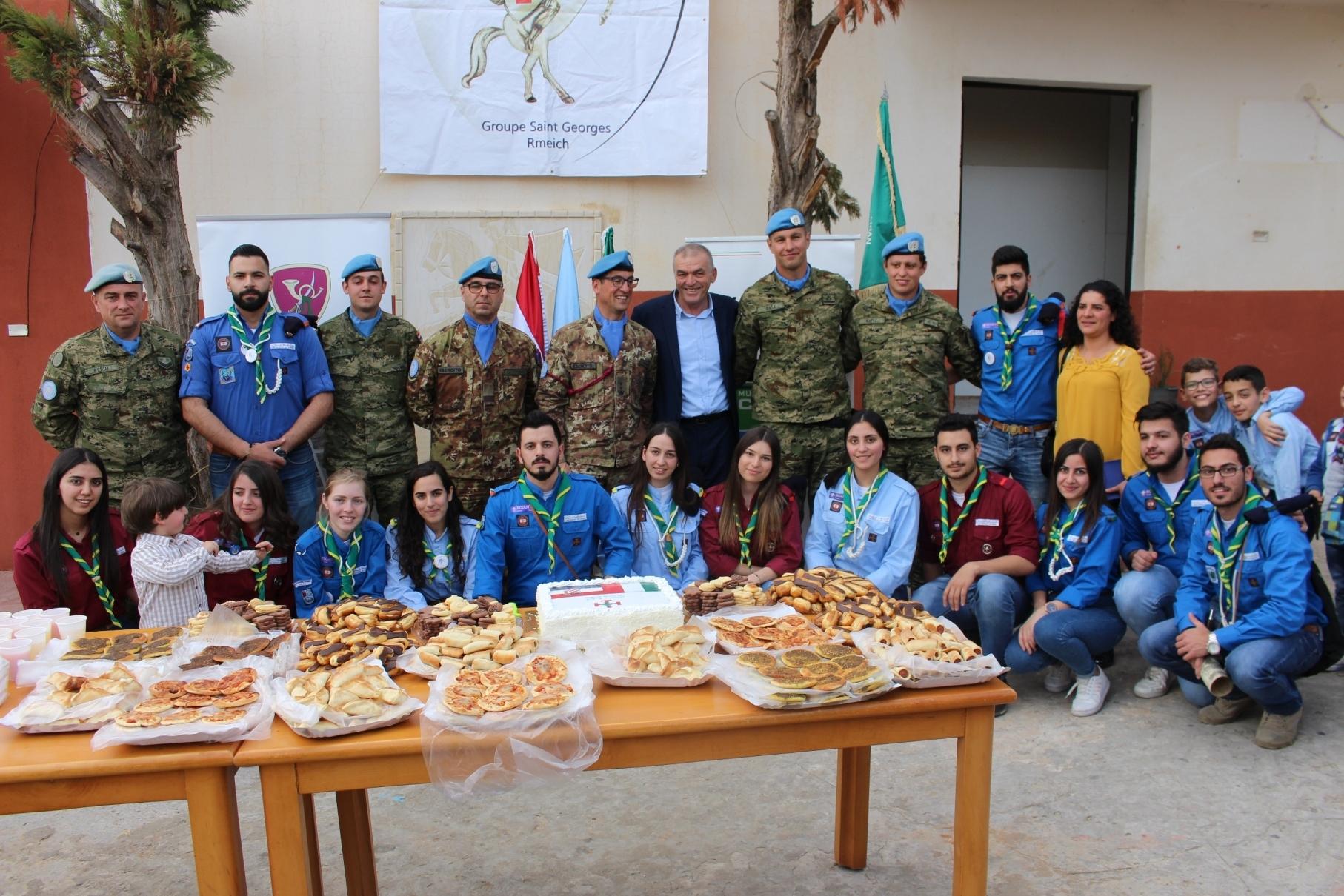 Foto: 2. HRVCON UNIFIL