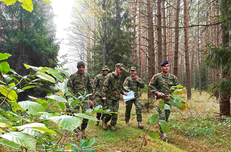 Foto: ČOJI 6. HRVCON/NATO eFP BG-P