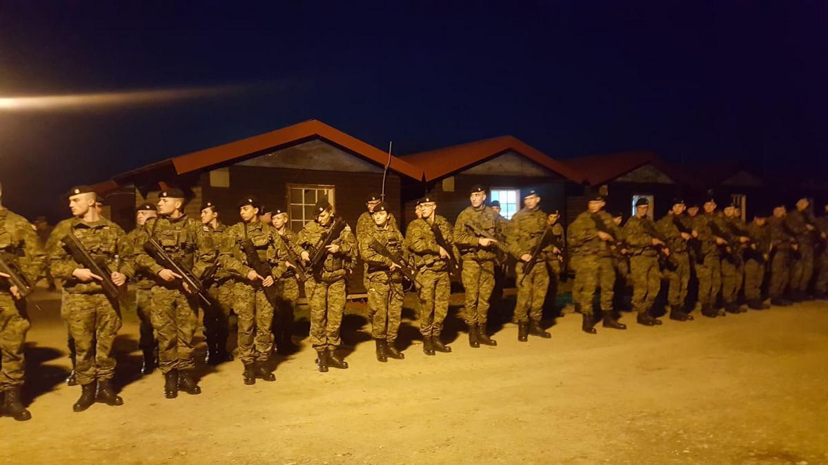 Foto: Kadetska bojna