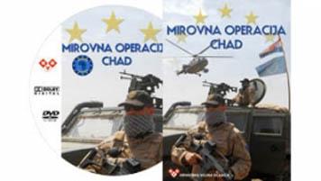 DVD Mirovna operacija CHAD