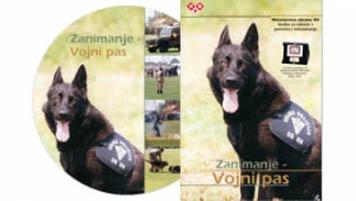 DVD Zanimanje vojni pas