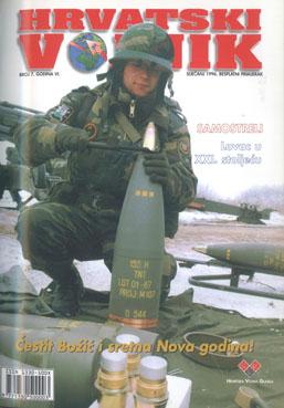 1996 – Broj 007, siječanj