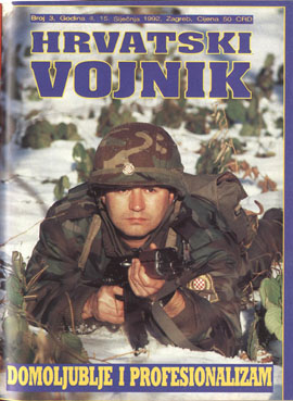 1992 – Broj 03, siječanj