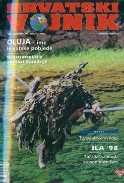 1998 – Broj 038, kolovoz