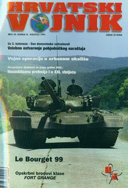 1999 – Broj 050, kolovoz