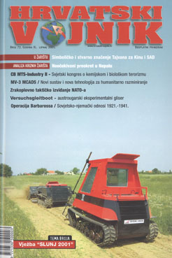 2001 – Broj 072, lipanj