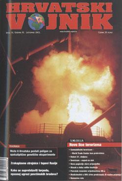 2001 – Broj 076, listopad
