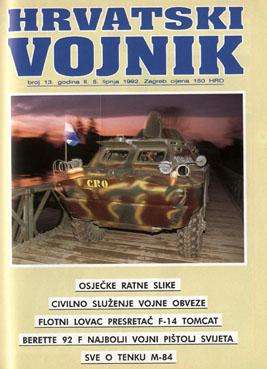 1992 – Broj 13, lipanj