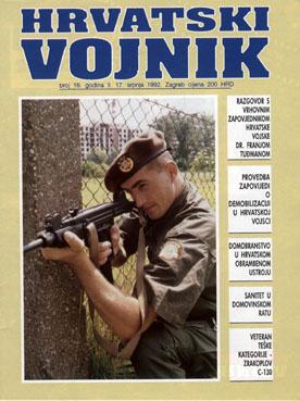1992 – Broj 16, srpanj