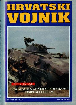1992 – Broj 21, rujan