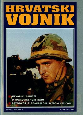 1992 – Broj 22, listopad