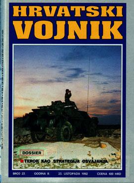 1992 – Broj 23, listopad