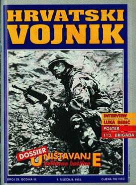 1993 – Broj 28, siječanj