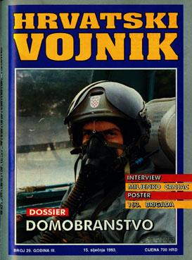 1993 – Broj 29, siječanj