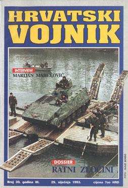 1993 – Broj 30, siječanj