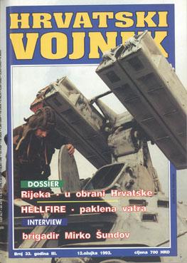 1993 – Broj 33, ožujak