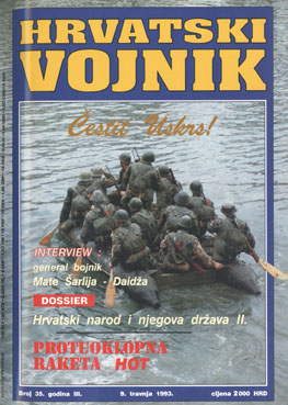 1993 – Broj 35, travanj
