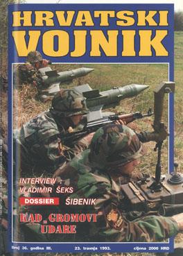 1993 – Broj 36, travanj