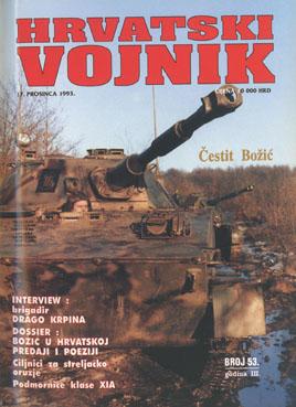 1993 – Broj 53, prosinac