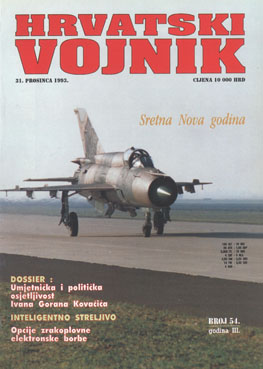 1993 – Broj 54, prosinac