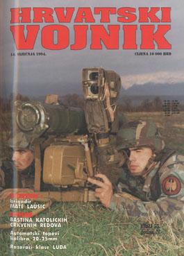 1994 – Broj 55, siječanj