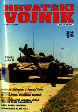 1994 – Broj 61, travanj