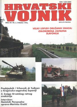1995 – Broj 89-90, svibanj