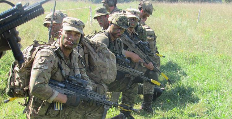Vojnik stranica za sastanke uk