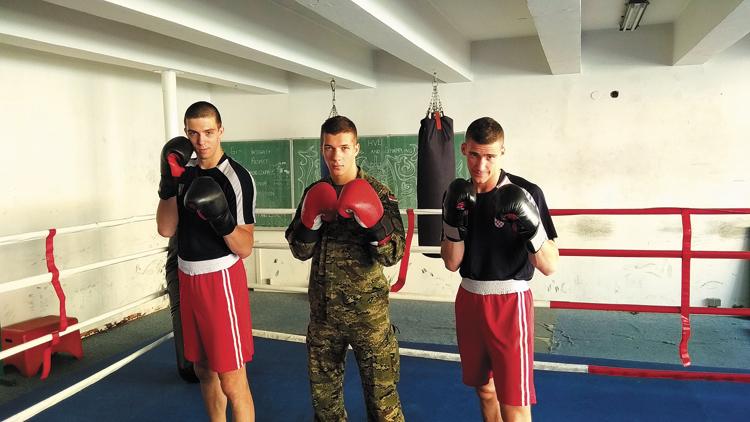 Izlazi boksač
