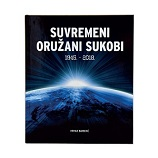 Knjiga Suvremeni oružani sukobi 1945. – 2018.