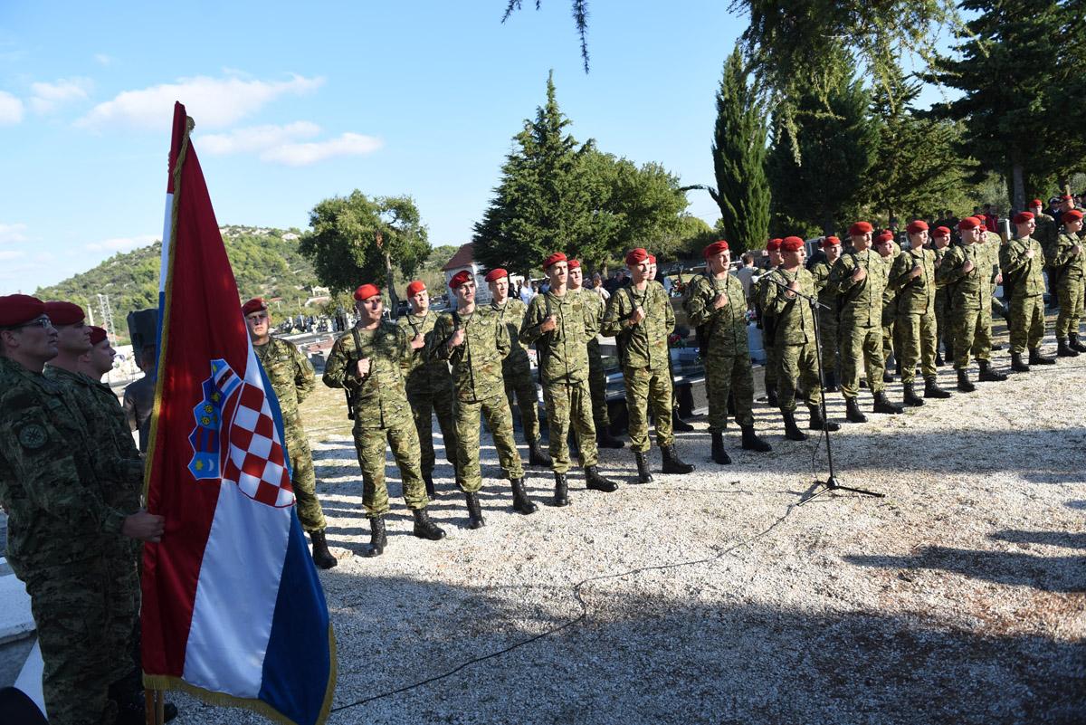 24. godišnjica pogibije generala Andrije Matijaša – Pauka