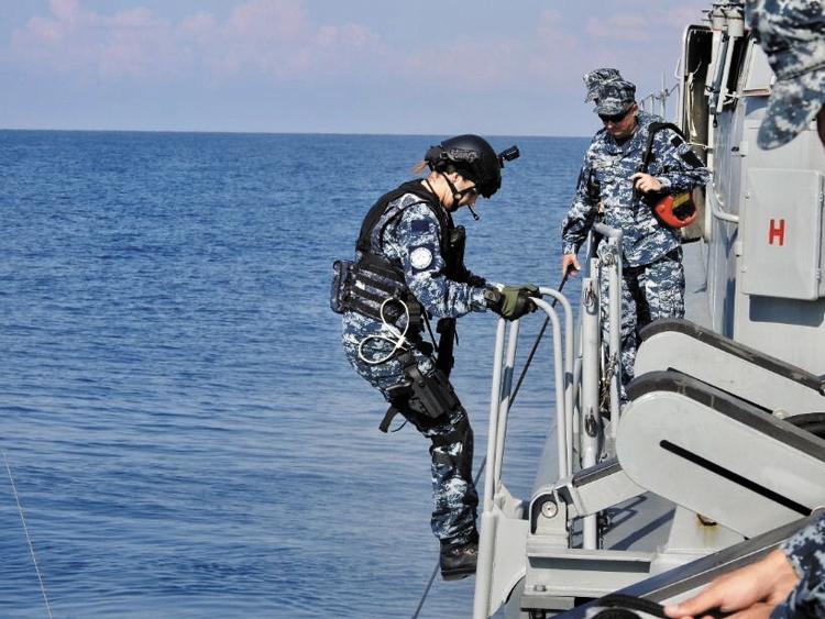 Hrvatski kontingent drugi put u NATO-ovoj operaciji Sea Guardian