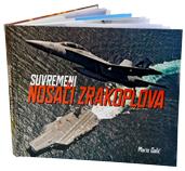 Knjiga Suvremeni nosači zrakoplova